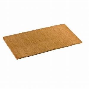 tapis brosse coco 50x100 cm maxiburo With tapis brosse coco