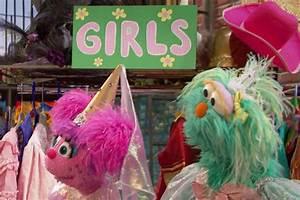 Sesame Street Tackles Gender Expression - Today's News ...