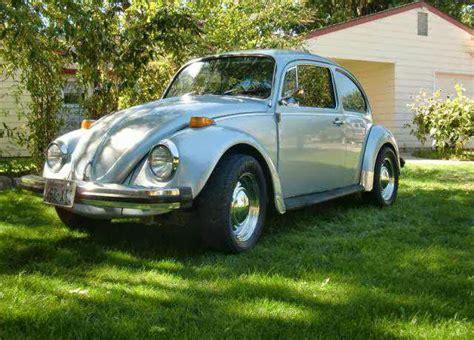 Vw Beetle Kaufen by 1977 Vw Beetle Powder Blue Buy Classic Volks