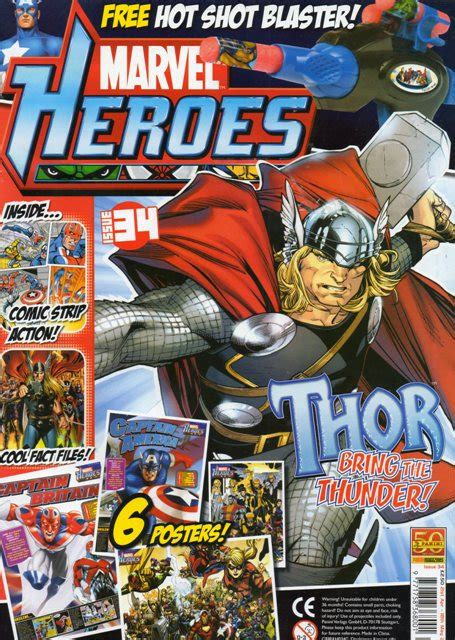 Categorymarvel Heroes (uk) Vol 1  Marvel Database