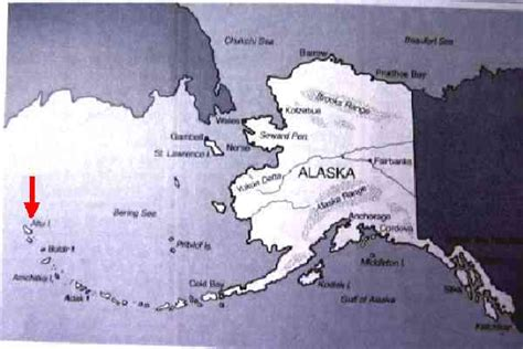 attu island aleutians alaska gallery