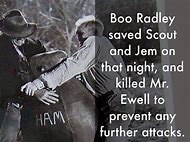 boo radley to kill a mockingbird quotes