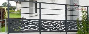 Balustrade Extérieure Pas Cher : escalier m tal bois verre garde corps portail exterieur alu pontarlier dans le doubs jura ~ Preciouscoupons.com Idées de Décoration