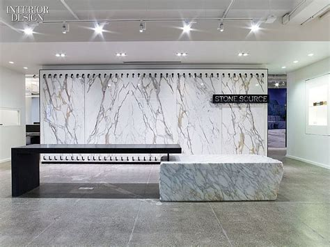 Front Desk Receptionist Nyc by The Story Of Source Showroom By Gensler