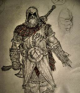 Norse Assassin by McDagles on DeviantArt