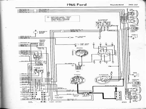 Wiring Diagram For Ford Thunderbird Forums