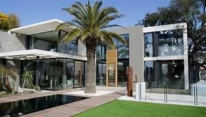 la baie vitree 51 belles realisations With maison avec baie vitree