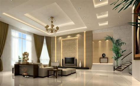innovative living room false ceiling ideas minimalist ceiling  living room design hou