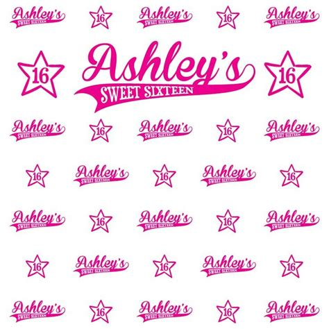 Sweet 16 Banner Template by 40 Best Sweet 16 Step And Repeat Templates Images On