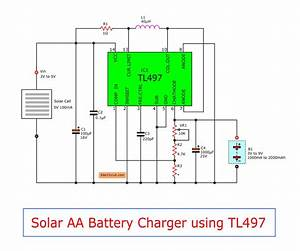Solar Battery Charger Aa Aaa C D Wiring Diagram