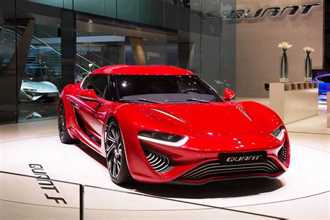 Quant F & Quantino Concept Cars  The Awesomer