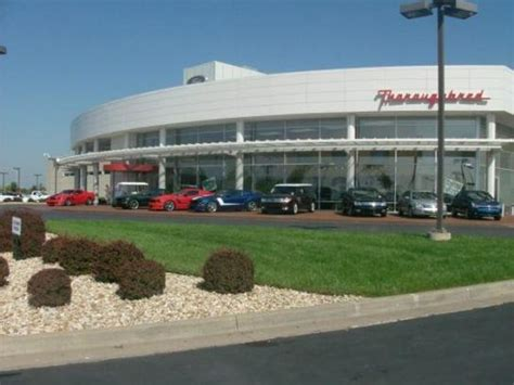 Thoroughbred Ford Car Dealership In Kansas City, Mo 64154