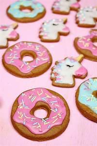 Wie Macht Man Donuts : einfaches lebkuchen rezept einhorn donut lebkuchen backen diy basteln selbermachen ~ Eleganceandgraceweddings.com Haus und Dekorationen