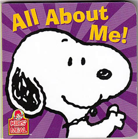 All About All About Me  The Aaugh Blog