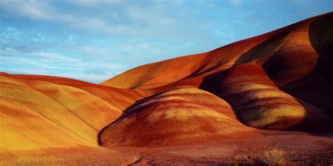 wonders  oregon painted hills journey  history