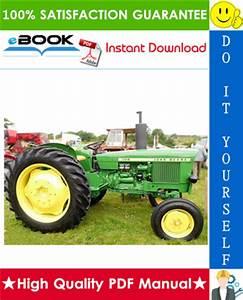 Best  U2606 U2606 John Deere 1020  1120  1630 Tractors Technical