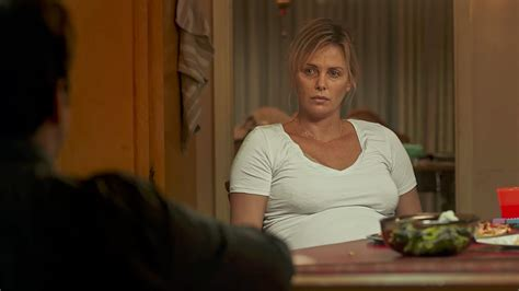 'tully review charlize theron is fearless as a beleaguered mom variety