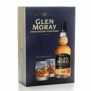Coffret Verre Whisky : whisky ecosse glen moray classic coffret et 2 verres single malt scotch 40 70cl foie gras sarlat ~ Teatrodelosmanantiales.com Idées de Décoration