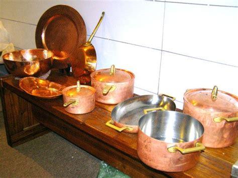 vintage paul revere limited edition cookwares  pieces etsy copper cookware set cookware