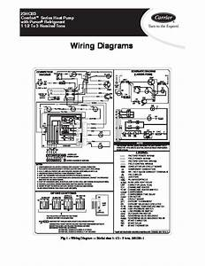 Carrier 25hcb5 1w Heat Air Conditioner Manual