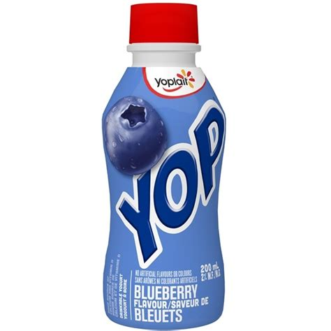 Canada's Yoplait Yop gets a makeover | A Taste of General ...