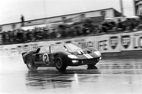 Ford v ferrari is the story of when, in 1966, a team of drivers representing ford won the 24 hours of le mans auto race. Where Is the Ford That Beat Ferrari at Le Mans in 1966? - InsideHook