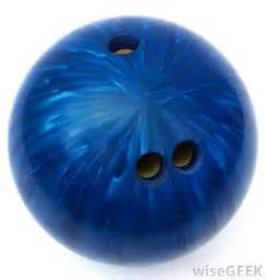 Ten Pin Bowling Ball