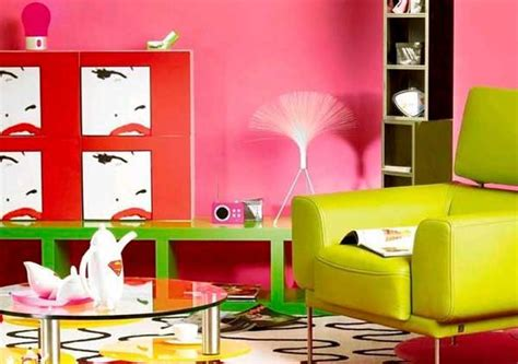 Pop Up Cer Interior Design by Andy Warhol S Pop Makes A Special Appearance Indoors