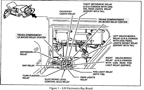 91 Cadillac Seville Wiring For Heater by I A 1991 Cadillac Eldorado With A Delco Bose Cd