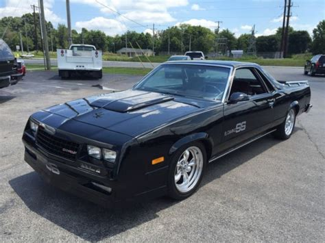 Choo Choo El Camino by 1986 Chevrolet El Camino Ss 305 V8 Choo Choo Customs Edition