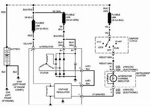 Ford taurus charging system interconnecting wiring diagram for 1986 ford taurus electrical wiring schematic diagram
