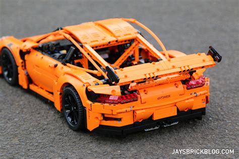 lego technic porsche 911 review lego 42056 technic porsche 911 gt3 rs s