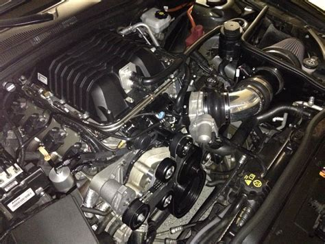 gen  camaro ss le lsa supercharger conversion kit