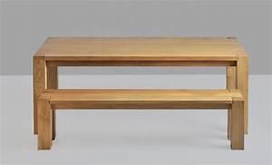 Esstisch Holz Mit Bank : sitzbank aus holz die bank taurus von vitamin design ~ Bigdaddyawards.com Haus und Dekorationen