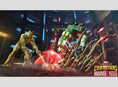 MXLV Marvel Contest of Champions Who's coming to the