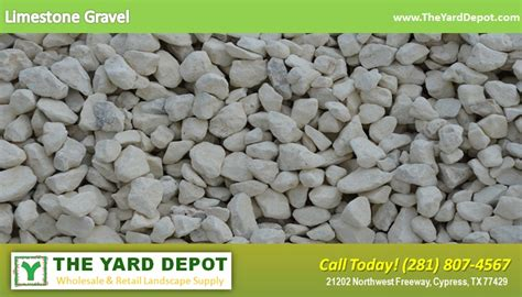sand gravel the yard depot in cypress wholesale
