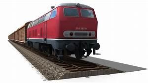 Concept Art | Train Fever
