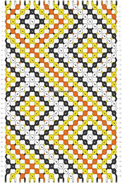 Pattern Braceletbook Friendship Bracelet Patterns Normal Line