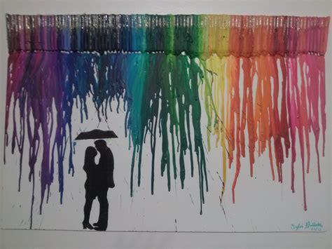 Unique Crayon Art Ideas  Wwwimgkidcom  The Image Kid