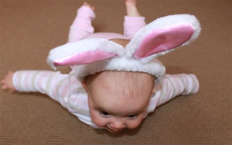 The Paris Perfect Easter Bunny