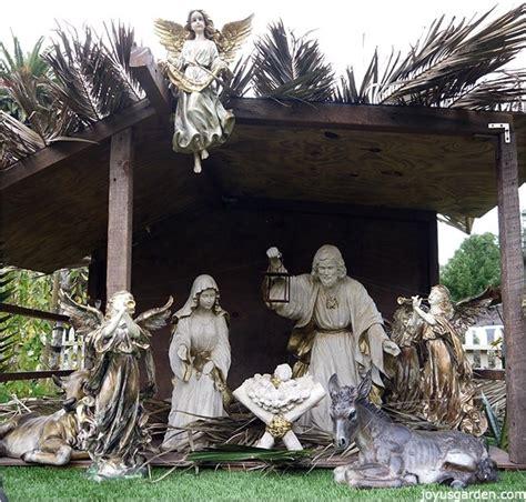 outdoor nativity sets costco adinaporter