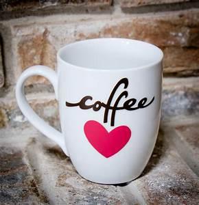 Coffee, Love, Mug, Diy