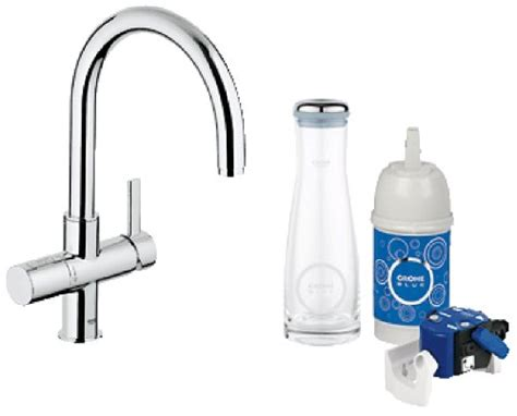 Grohe Blue Pure Dual Function Kitchen Faucet