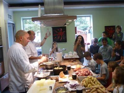atelier cuisine montpellier les enfants autour des chefs jumeaux pourcel pour un