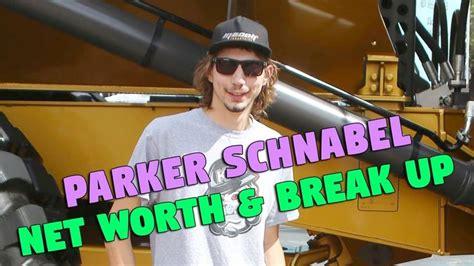 parker schnabel net worth   house cars