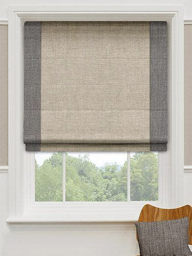Linen Chic Roman Blind   ????   Pinterest   Roman blinds