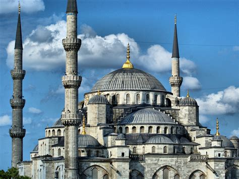 Blue Mosque Wallpaper by Blue Mosque Wallpaper Wallpapersafari