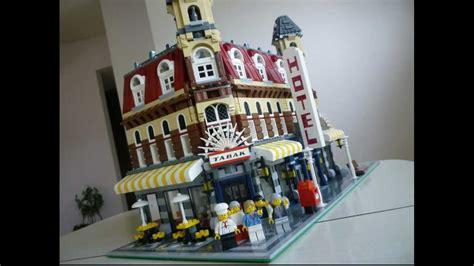 Lego Hotel Renovation