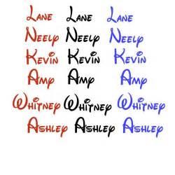 letter cake topper 8 my name in disney font images disney font letter