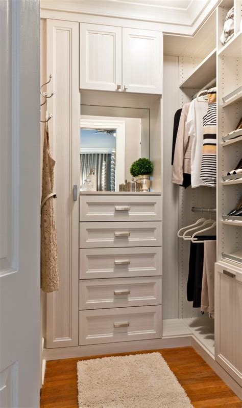 Small Walk Closet Contemporary With Wardrobe Design
